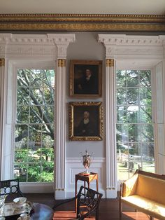 The Morning Room in the Nathaniel Russell House, Charleston, S.This is Most Lovely! I do Appreciate Historic Decor! Interior Styling, Interior Decorating, Interior Design, Decorating Ideas, Beautiful Interiors, Beautiful Homes, Interior Architecture, Interior And Exterior, Russell House