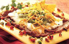 Five Layer Mexican Dip (Gluten Free) Recipe
