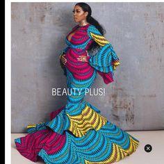 Buy Beautiful Dashiki Dress at Africa Blooms. Shop Porsha Williams African Dress and ankara dress. African Dresses For Women, African Print Dresses, African Attire, African Wear, African Fashion Dresses, African Women, Ankara Fashion, African Style Clothing, Ankara Clothing