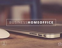 #Home #Office One Page #Template HTML by moonhunters