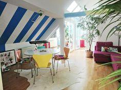 Helle Dachgeschoßwohnung in der Nähe zum Schlachtensee - Wohnung in Berlin-Zehlendorf
