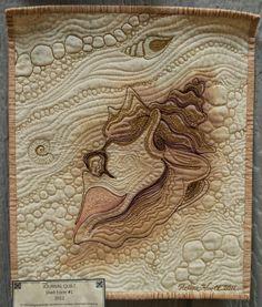 Wonkyworld: Tidal Treasures Quilt & Fiber Art Festival in Tillamook!