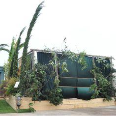 Des idées récup' à piquer aux paysagistes pour un jardin urbain chic