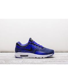 accfbaf58ff37 Air Max Zero Essential Paramount Blue Black Binary Blue Mens Cheap Sale Nike  Air Max Sale