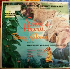 Genoa Keawe And Her Hawaiians - The