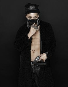 G-Dragon (Kwon Ji Yong) - Coup D'etat: as a long-time fangirl, I look at this and things like the 'Meet CL, the baddest female' and realize that not everyone knows them.