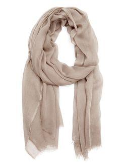 Frayed endings foulard $15