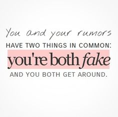Funny Quotes about Rumors and Gossip