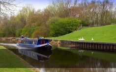 The First Blackburn Canal Festival