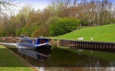 The First Blackburn Canal Festival