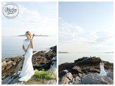 Maine nautical wedding inspired shoot