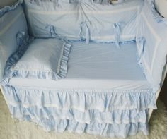 Designer Crib Bedding Sets