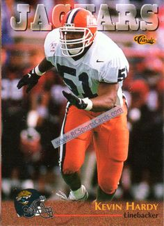 1996 Kevin Hardy, Illinois, Classic NFL Rookies #3 AT: http://www.rcsportscards.com/illinois-football-cards.html