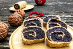 NSinfo: Nova manifestacija u Novom Sadu - Novosadska štrud. Poppy Seed Recipes, Mexican Food Recipes, Sweet Recipes, Low Carb Snacks List, Appetizer Recipes, Dessert Recipes, Digestive Biscuits, Tasty Chocolate Cake, Diet