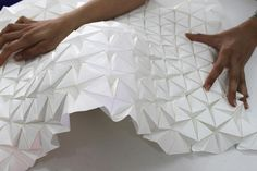 6 | This Origami-Inspired Office Design Expands, Contracts, And Changes Its Shape | Co.Exist | ideas + impact