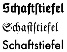 Berlin: Nazi Bunker and German Lessons — Christopher Dylan Herbert Gothic Script, Gothic Fonts, Script Alphabet, Calligraphy Alphabet, German Font, Times Font, Photoshop Images, Cursive Handwriting, How To Speak French