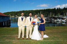 Wedding- Gig Harbor/Katie & Jake