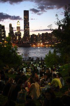 Brooklyn Bridge Park #Manhattan #NewYork City http://VIPsAccess.com/luxury-hotels-manhattan-ny.html