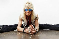 -I Am happier than ever, Michael Monroe temp.