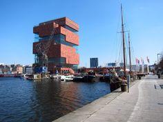 Het Eilandje Antwerp