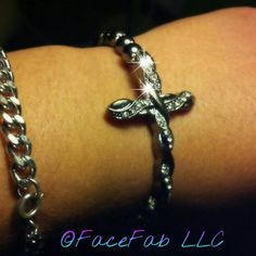 "@facefab's photo: ""At the Cross  Get Yours!  Shop.FaceFab.com"""