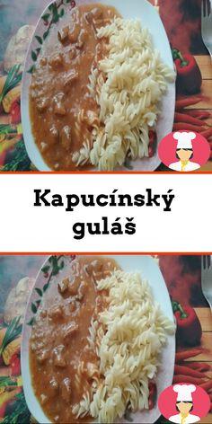 Kapucínský guláš Grains, Rice, Food, Essen, Meals, Seeds, Yemek, Laughter, Jim Rice
