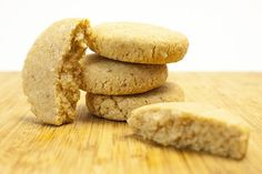 Coconut Shortbread Honey Cookies by WB Kitchen