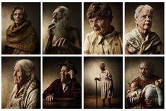 Portraits by Matheus Marreco