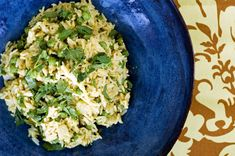 Indian-Style Rice Salad Recipe - NYT Cooking
