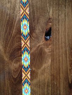 Western Beaded Hat Band by WesternWoman21 on Etsy