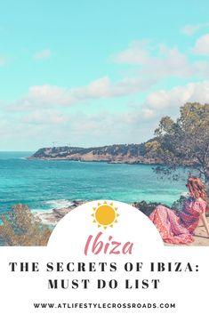 The secrets of Ibiza: Party Heaven vs. The secrets of Ibiza: Party Heaven vs. Spain Travel Guide, Europe Travel Tips, European Travel, Travel Destinations, Ibiza Town, Ibiza Beach, Menorca, Ibiza Travel, Luxury Travel