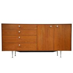 George Nelson Thin Edge Credenza for Herman Miller