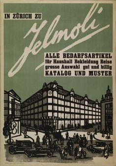 Jelmoli – Ernst Keller, 1929
