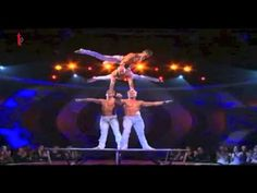 India entertainment agency back on tour - YouTube