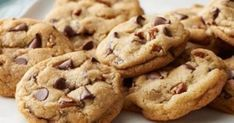 Cookies Kids Cool Need Provide Cookie Thermomix, Cheesecake Leger, Robin Food, Cookies Receta, Homemade Chocolate Chip Cookies, Lactation Cookies, Cookies For Kids, Cookies Et Biscuits, Tray Bakes