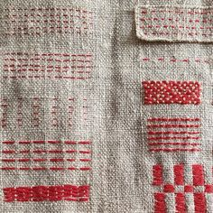 June Kantha sewing with Ekta Kaul June Kantha Stitching with Ekta Kaul – Selvedge Magazine Japanese Embroidery, Embroidery Kits, Embroidery Stitches, Embroidery Designs, Simple Embroidery, Flower Embroidery, Embroidered Flowers, Boro Stitching, Learning To Embroider