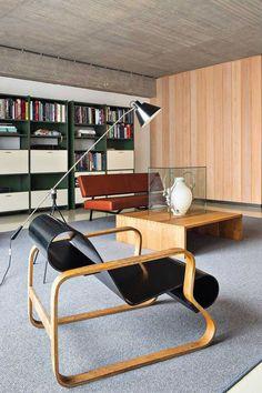 Chair 44 - Alvar Aalto