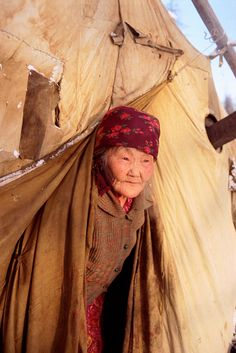 Evens (or Eveny), indigenous people in Siberia and the Russian Far East © Bryan & Cherry Alexander Photography / ArcticPhoto