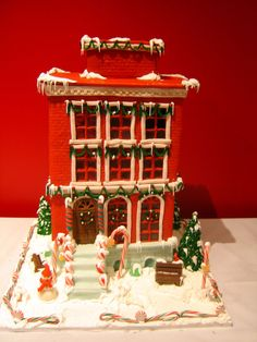 All sizes | gingerbread house | Flickr - Photo Sharing!