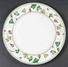 Lenox Summer Terrace Dinner Plates & Wedgwood Windsor Dinner Plates - New Never Used | Dinnerware ...