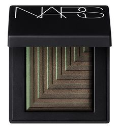 NARS Pasiphae Dual-Intensity Eyeshadow: Multi-dimensional effects. Apply dry for sheer color or with a dampened brush for a high-impact finish. Nars Dual Intensity Eyeshadow, Nars Eyeshadow, Shimmer Eyeshadow, Eyeshadow Brushes, Peacock Eye Makeup, Burgundy Eyeshadow, Makeup Designs, Makati, Nars Cosmetics