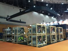 Feria Unibike 2015, MMR bikes by CajaEco® Basketball Court, Bike, Exhibitions, Bicycle, Bicycles