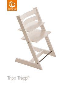 STOKKE® TRIPP TRAPP® Hochstuhl Weiss transparent | 174€