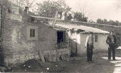 Chabola del río Turia. Años 40