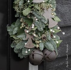 Art de la Fleur , Sobere en landelijke Bloemschik workshops ,  Kerst , Christmas , Angelique Temmink
