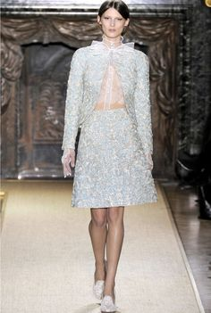 valentino 2012. wear this to someone else's wedding.