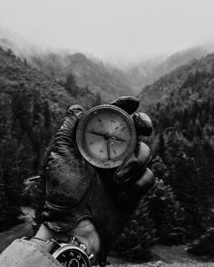 I'll never grow tired of this.  Who is the one person despite all odds you will travel with? Best friend? Lover? Family?  Tag em below!  #1924us #travel #explore #adventure #go #yes #ventureonward #lifestyle #compass #north #west #pacific #hands #forest #mountains #branding #blackandwhite by 1924us