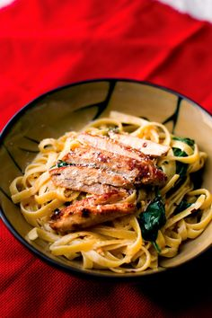 Food for Hunters: Pheasant and Spinach Fettuccine Alfredo Quail Recipes, Duck Recipes, Meat Recipes, Dinner Recipes, Cooking Recipes, Healthy Recipes, Game Recipes, Meat Meals, Venison Recipes