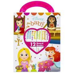 Disney Baby Disney Princess Mfl by Susan Rich Brooke, available at Book Depository with free delivery worldwide.