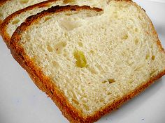Cheddar and Chiles Bread by Brown Eyed Baker